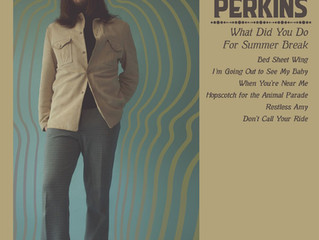 M. Ross Perkins' NEW digtal EP, 'What did you do for summer break' is available NOW!