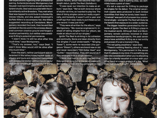Nice full-page R. Ring feature in the latest issue of Magnet Magazine!