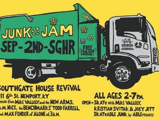 Street Plant, SofaBurn Records & Able Projects are teaming for JUNK JAM!