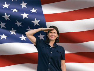 Kelley Deal, (guítarist with The Breeders, R. Ring) joins Health and Human Services Secretary Sylvia