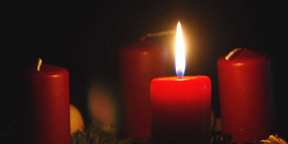 First Sunday of Advent Worship and Communion