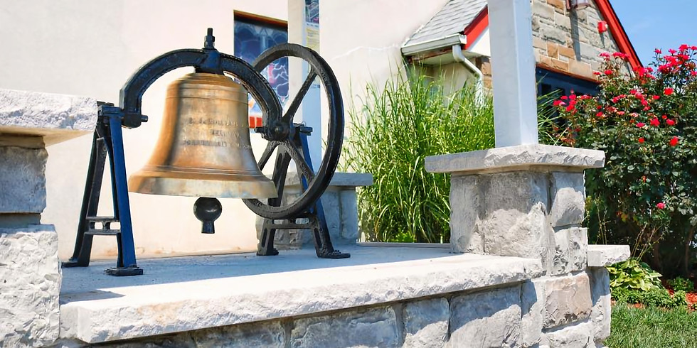 Bell Dedication Ceremony