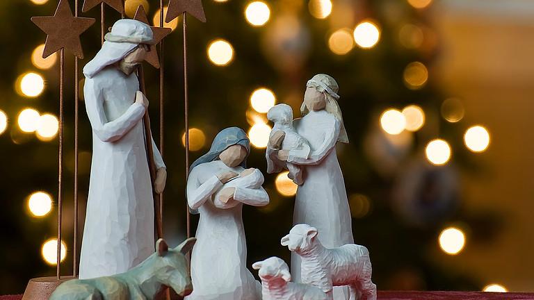 Sunday School Christmas Play and Dinner