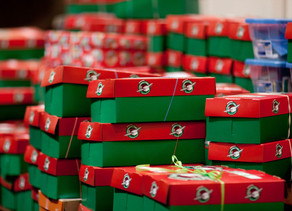 Operation Christmas Child Inventory Update 11/1/2019