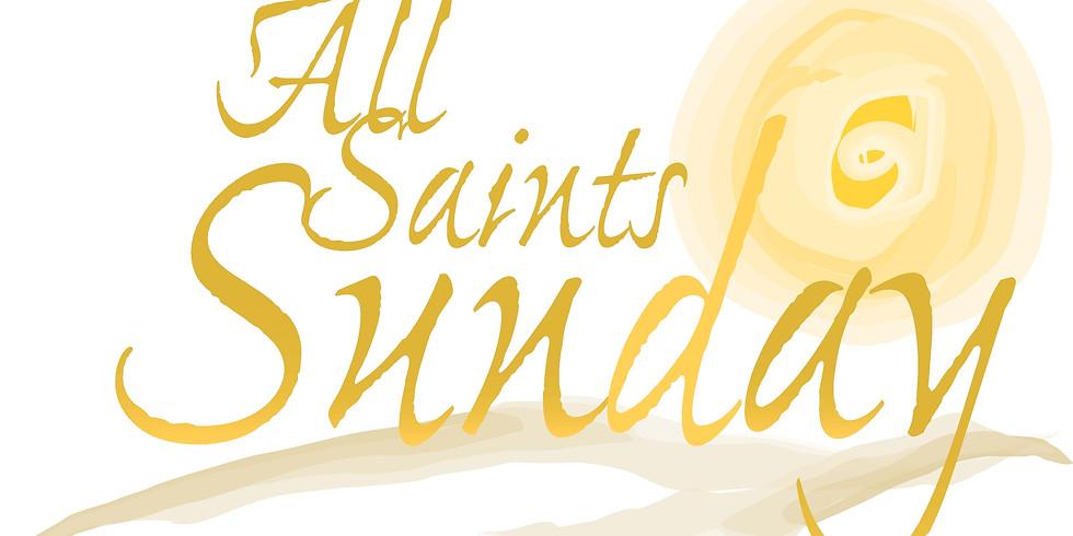 All Saints' Remembrance Service