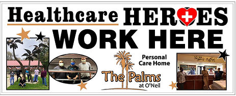 THE PALMS PERSONAL CARE HOME Health Care