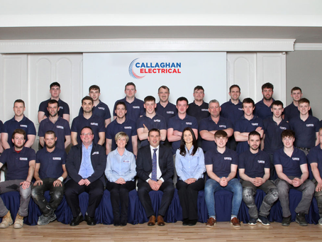 Lean Training Day at Callaghan Electrical