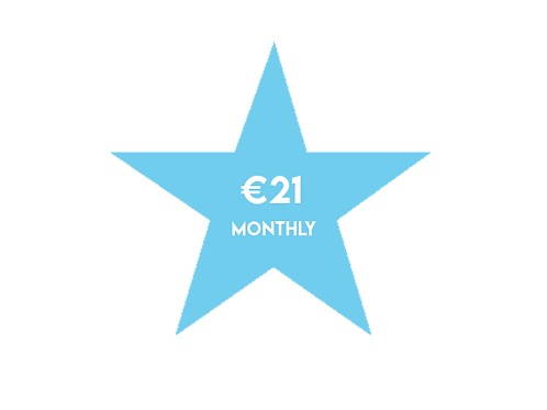 €21 Monthly Donation