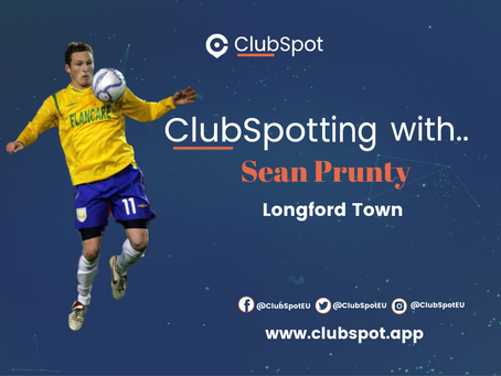 ClubSpotting With Sean Prunty