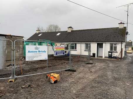 Glenview Co. Westmeath - Extension