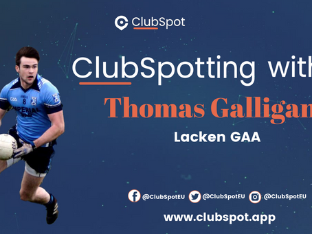 ClubSpotting With Thomas Galligan
