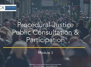 Module 3 IPCA Global Professional Diplom