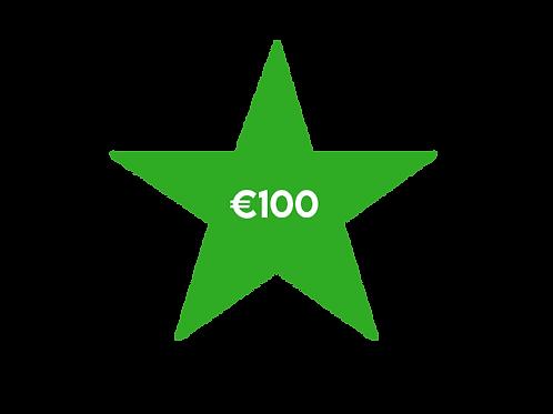 €100 Donation