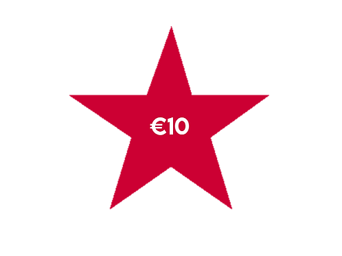 €10 Dontaion