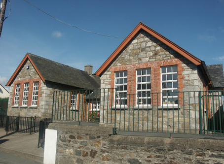 St. Josephs Girls National School, Rathnew, Co. Wicklow
