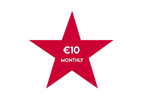 €10 Monthly Donation