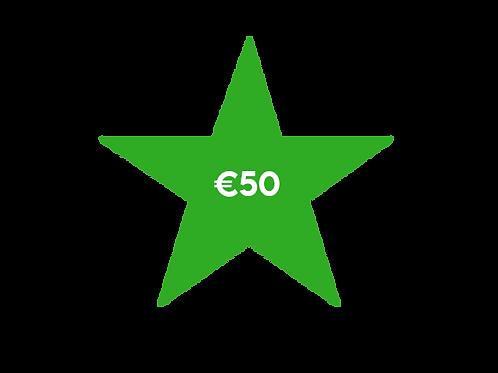€50 Donation