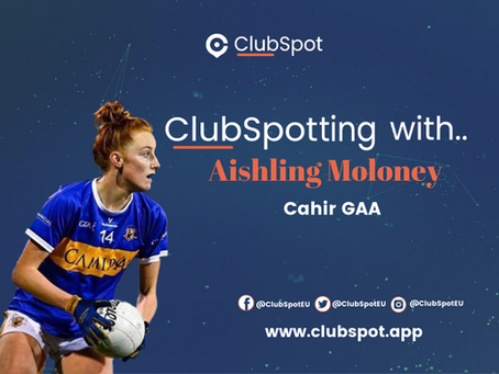 ClubSpotting With Aishling Moloney