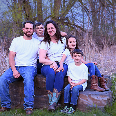 Ashlee and Family