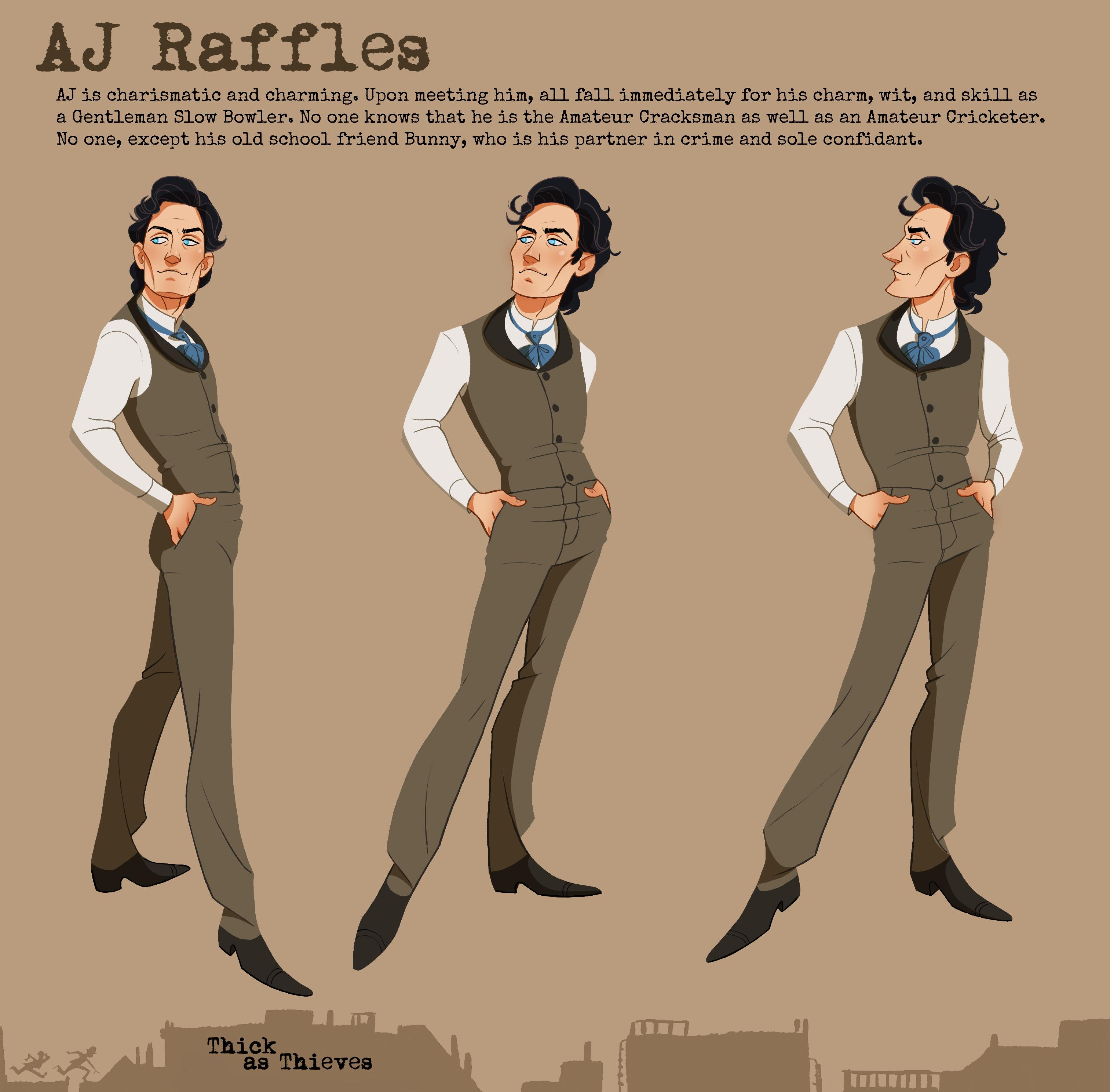 AJ Raffles