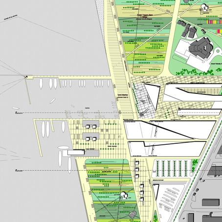 İzmit Waterfront Urban Design