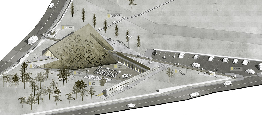 Korean War Memorial and Visitor Center Architectural Competition