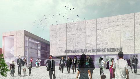 ADIYAMAN CONVENTION CENTER