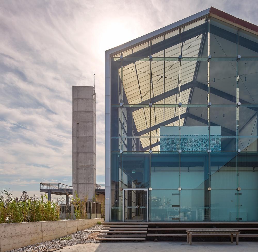 Yesilova Höyük Visitor Center