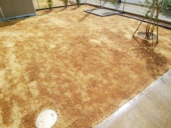 名取市外構工事|広いお庭で楽しんで・遊んで・寛げる空間・4