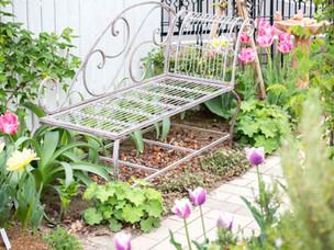 Case1:趣味を楽しめる庭