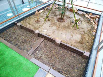 家庭菜園・ミニ花壇