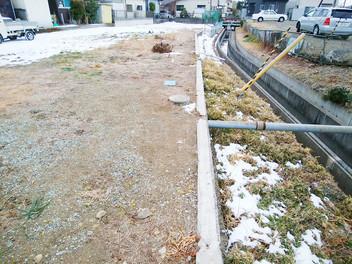 仙台市太白区H様邸の外構工事・1