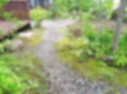 雑木のお庭