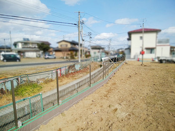 仙台市太白区H様邸の外構工事・4