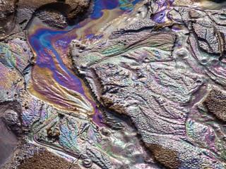 油・VOC汚染土壌