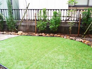 Case14:四季と安らぎを感じられる憩いのお庭