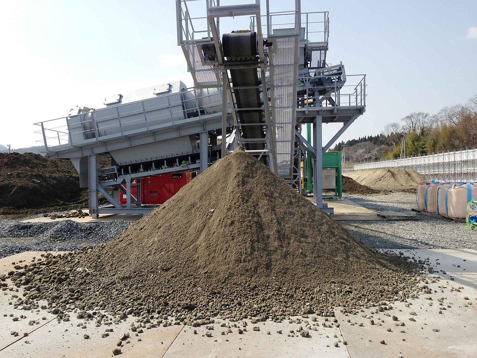 土壌改良機械