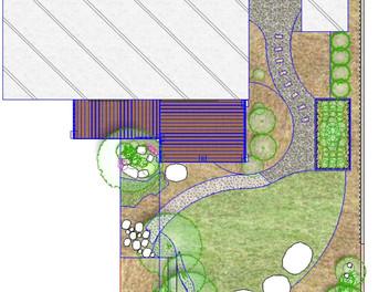 青葉区外構工事|雑木のお庭