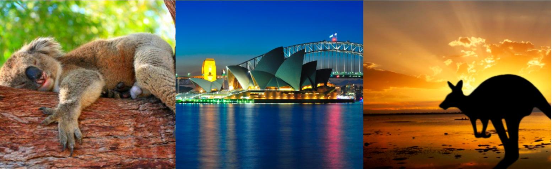 Australia foto page
