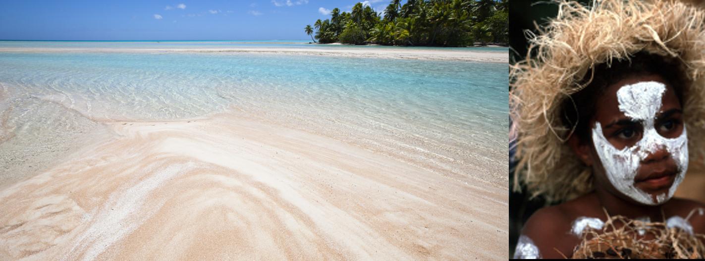 Oceano pacifico foto principale