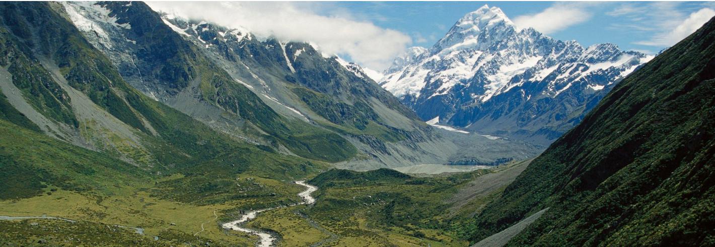 Nuova Zelanda foto principale