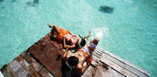 Guida viaggiatore Polinesia foto