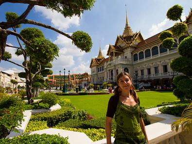 PRIMA VOLTA IN ASIA: LA THAILANDIA