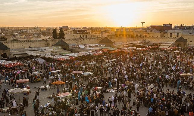 Meknes City