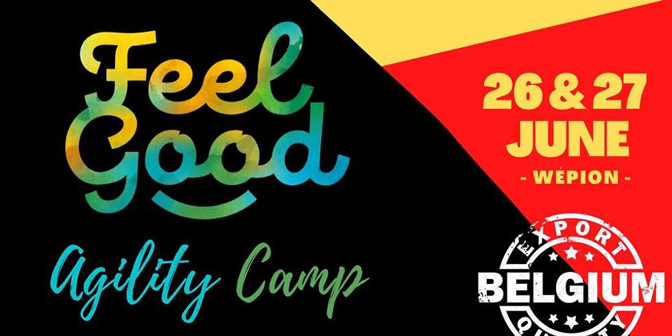 Feel Good Agility Camp 26-27 Juin