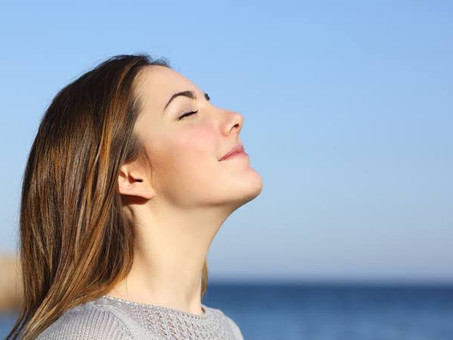 Como saber se você respira bem?