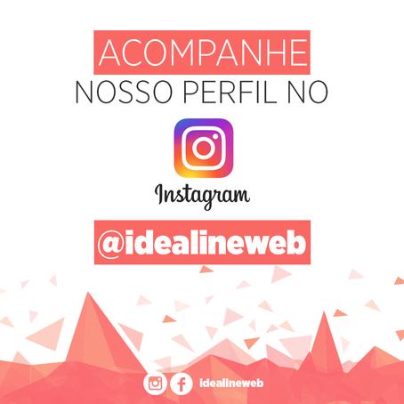 Nos acompanhe no Instagram!