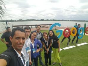 Treinamento Oficial do Google em Brasília