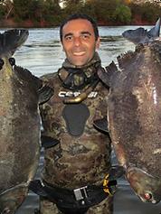 Instrutor Profissional de Pesca |Sub