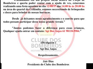 Festa Agostina - Projeto Social
